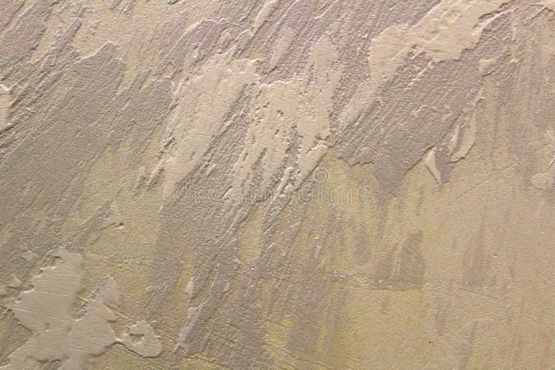 Cierre de la abstracción del diseño de la pared encima del color fotografía de archivo libre de regalías