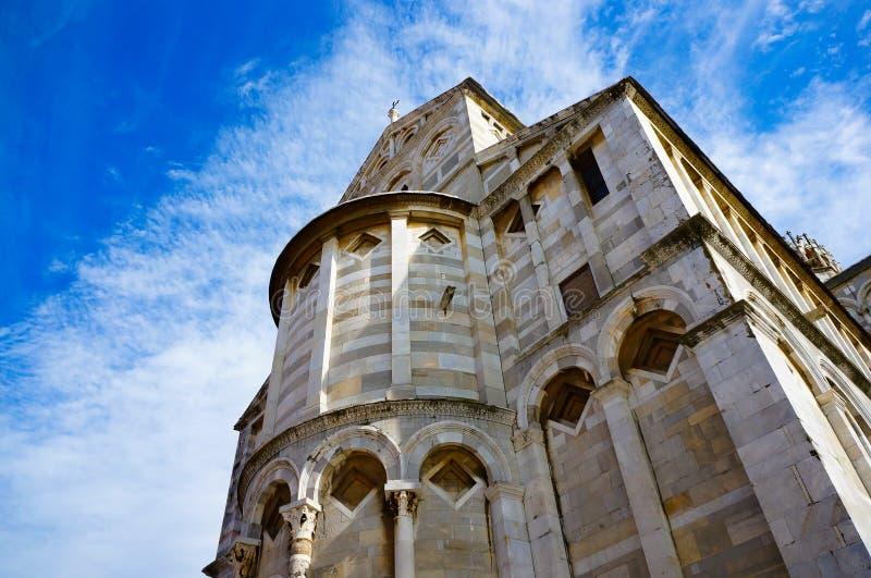Cierre de la catedral de Santa Maria Assunta para arriba foto de archivo libre de regalías
