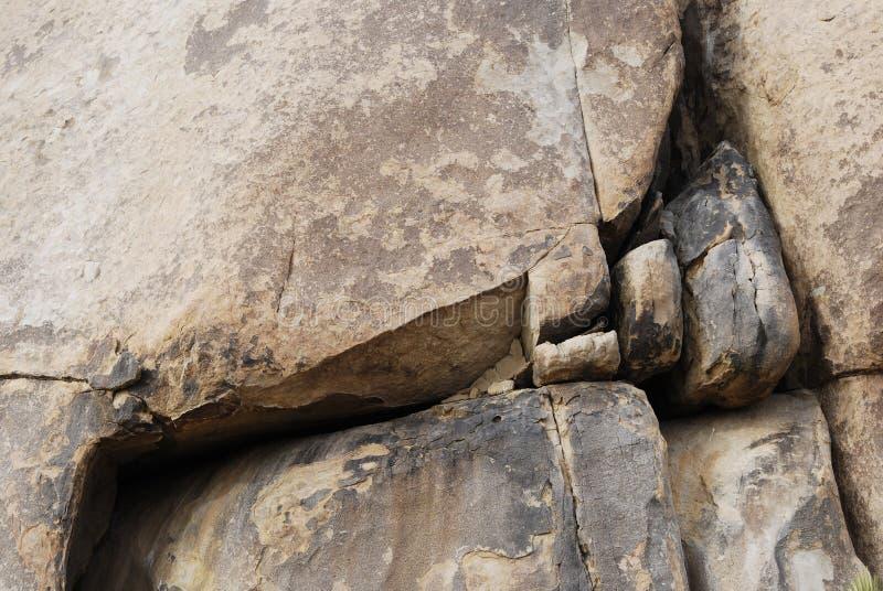 Cierre de la formación de roca encima del fondo foto de archivo libre de regalías