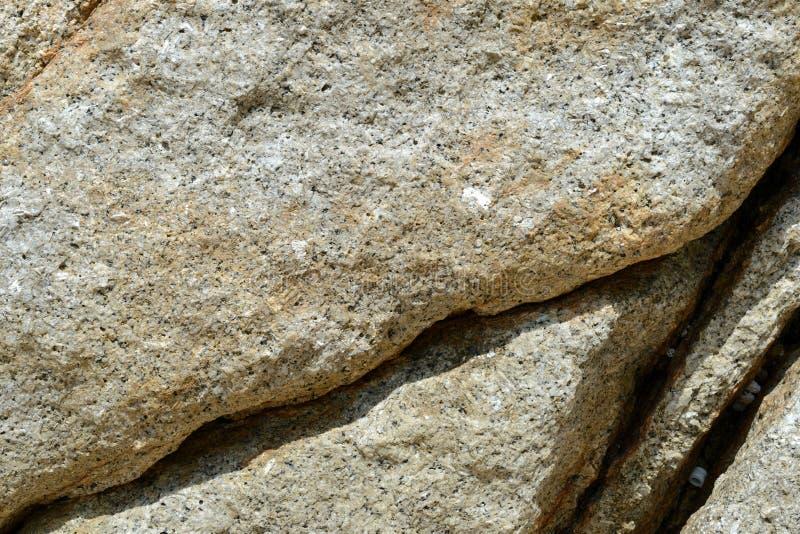 Cierre de la textura de la roca para arriba Fondo de piedra imagen de archivo