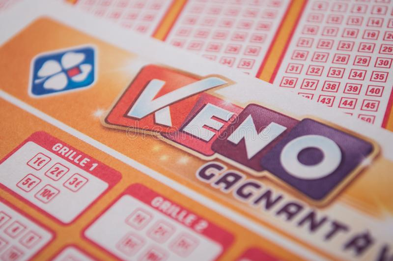 Keno Lotto De
