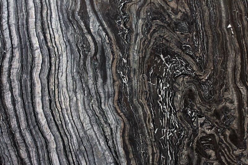 Cierre de mármol negro de la textura para arriba fotos de archivo libres de regalías