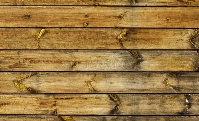 Cierre de madera envejecido vintage de la textura del fondo del marrón oscuro para arriba foto de archivo libre de regalías
