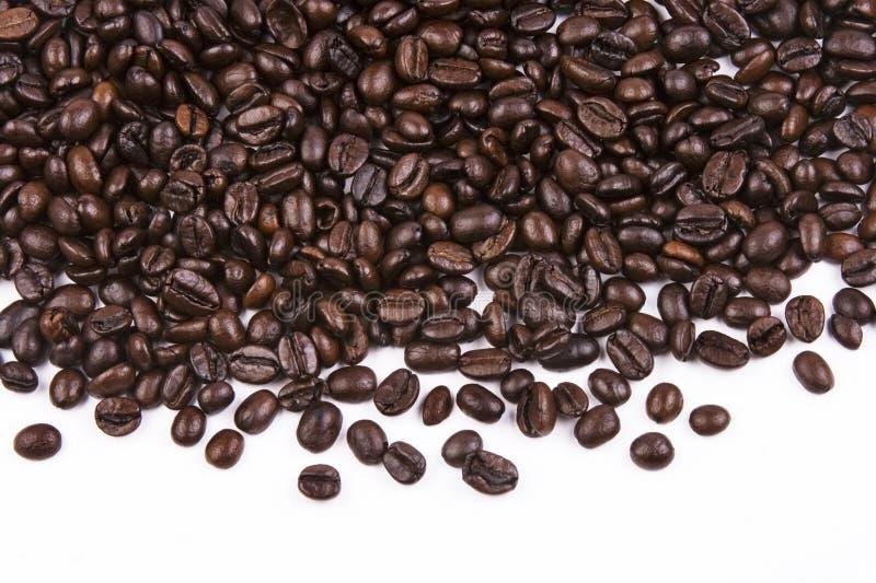 Cierre del grano de café para arriba imágenes de archivo libres de regalías