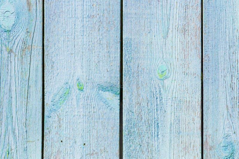 Cierre - encima del viejo fondo de madera azul claro, textura para el texto fotografía de archivo