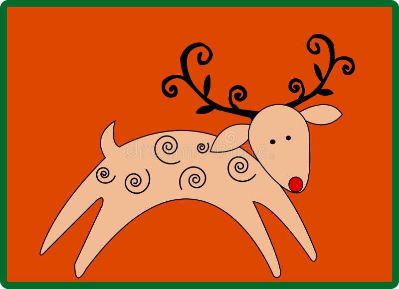 Download Ciervos stock de ilustración. Ilustración de broma, clip - 7286766