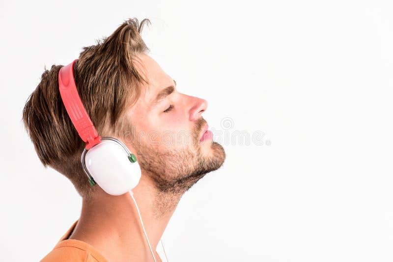 Cieszy się doskonalić muzyka dźwięka hełmofony Zakup muzyki gadżet Sklepowego sklepu muzykalni akcesoryjni gadżety Sprzeda? rabat zdjęcie royalty free