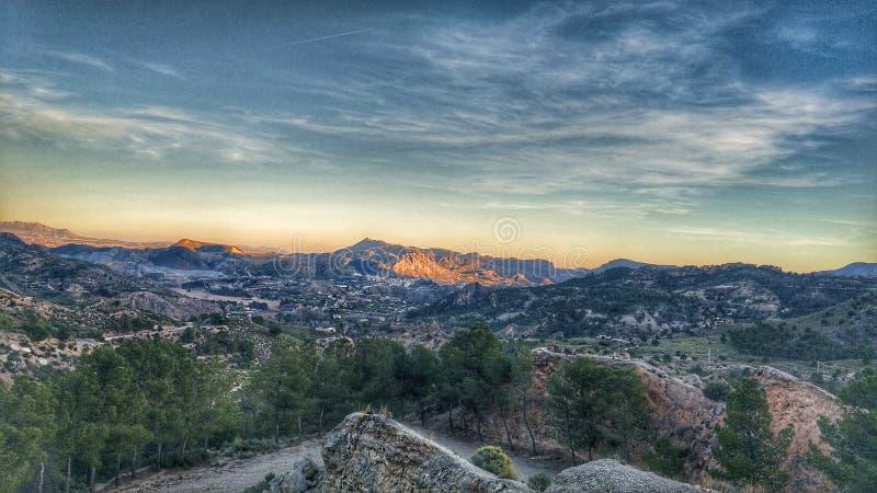 Cieza Murcia fotos de archivo libres de regalías