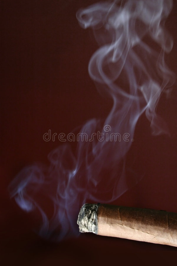 Cigar royalty free stock image