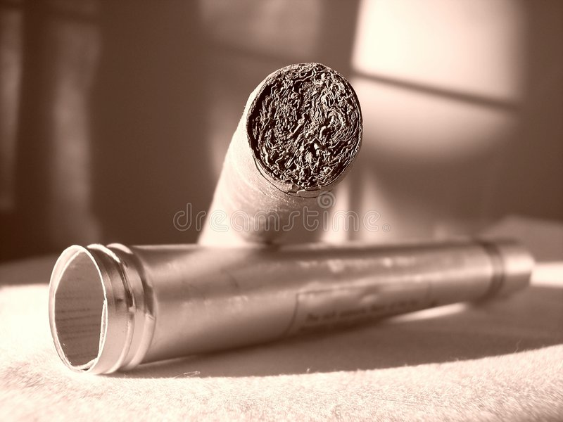 Cigare Image stock