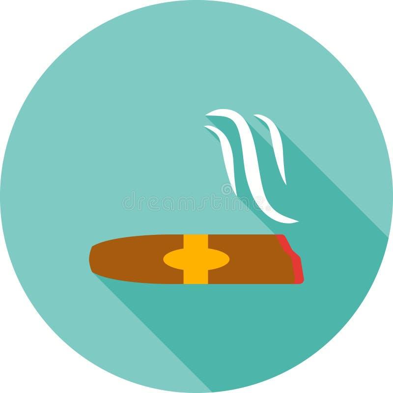 cigare illustration libre de droits
