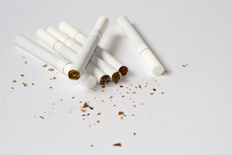 Cigarets obrazy royalty free