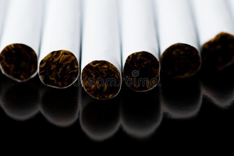 Cigarets foto de stock royalty free