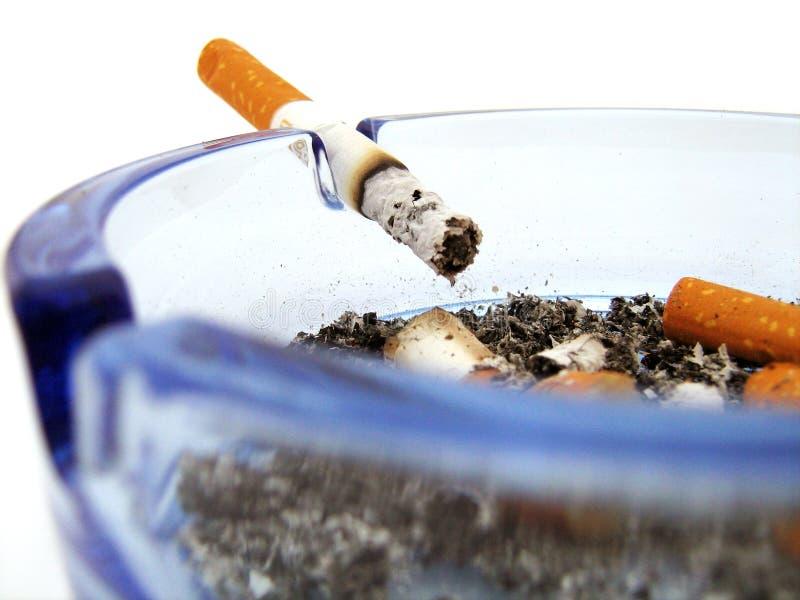 cigarett royaltyfri foto
