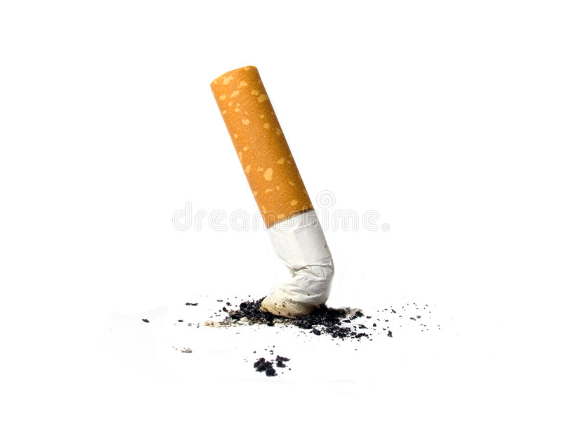 Download Cigarette stock photo. Image of addiction, habit, damaging - 2453966