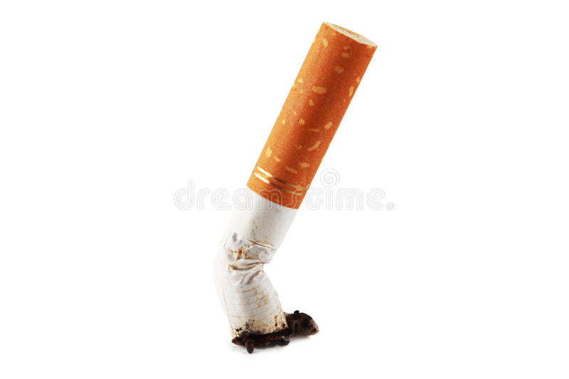 Download Cigarette. stock photo. Image of narcotic, substance - 27264246