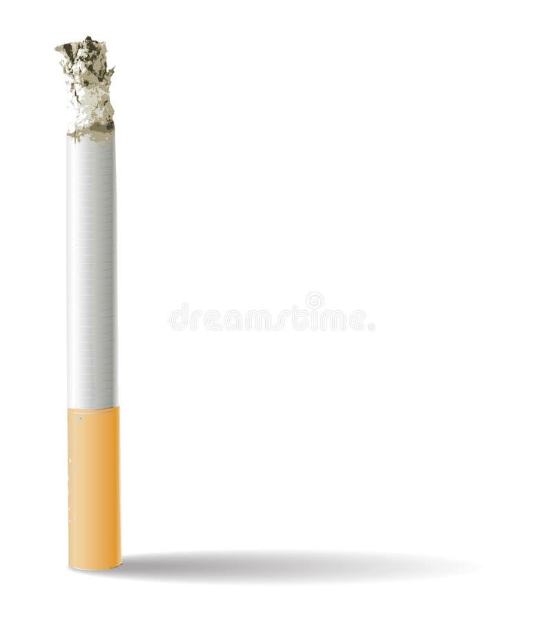 Cigarette stock illustration