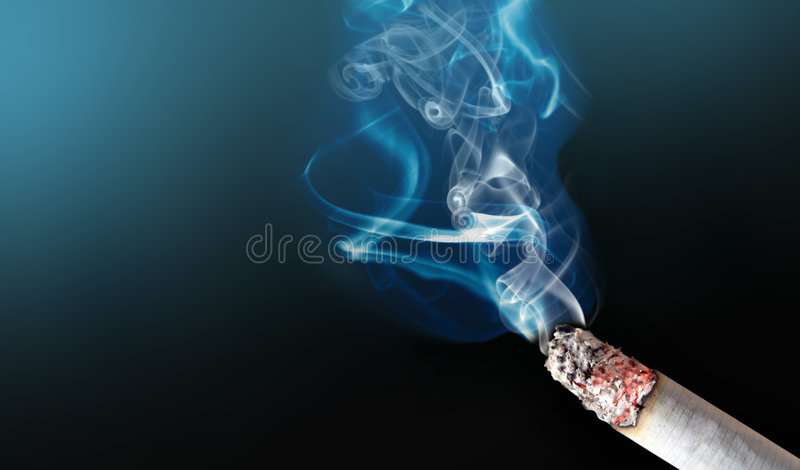 Cigarette images stock