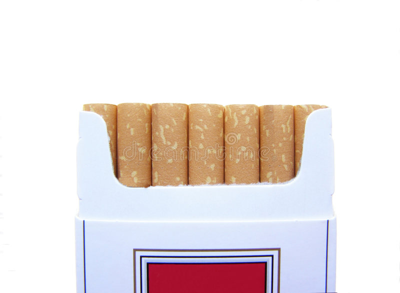 Download Cigarette box stock image. Image of cigarette, fume, cigarettes - 2445849