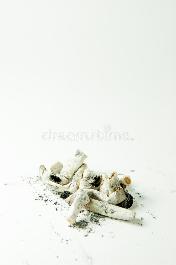 Download Cigarette Butts Royalty Free Stock Images - Image: 24980229