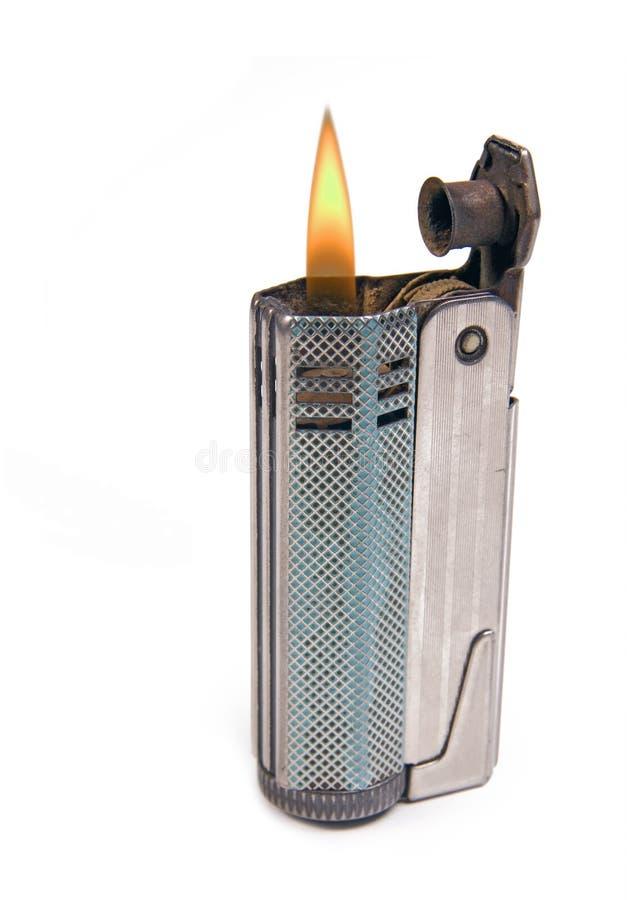 Cigarette lighter stock image