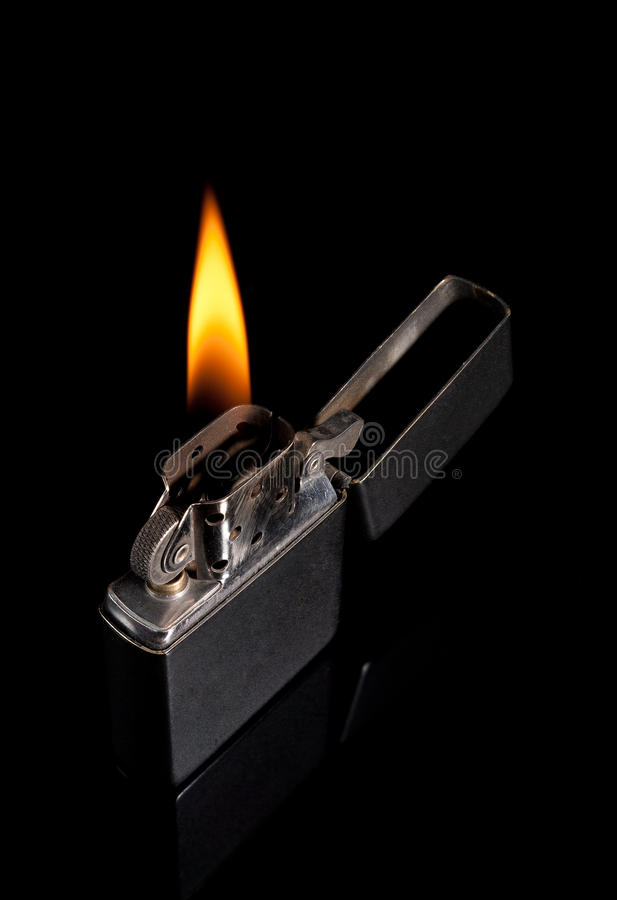 Free Cigarette Lighter Royalty Free Stock Photography - 23457437