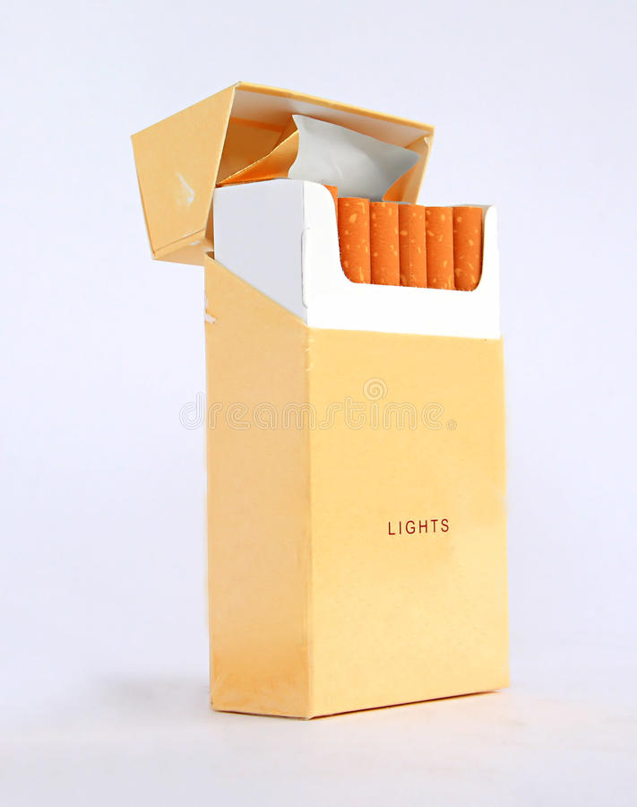 Download Cigarette pack stock photo. Image of packet, carton, narcotic - 16051408
