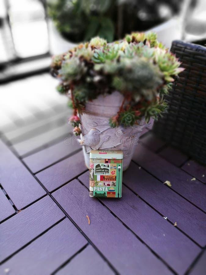 Cigarettebox royalty-vrije stock afbeeldingen