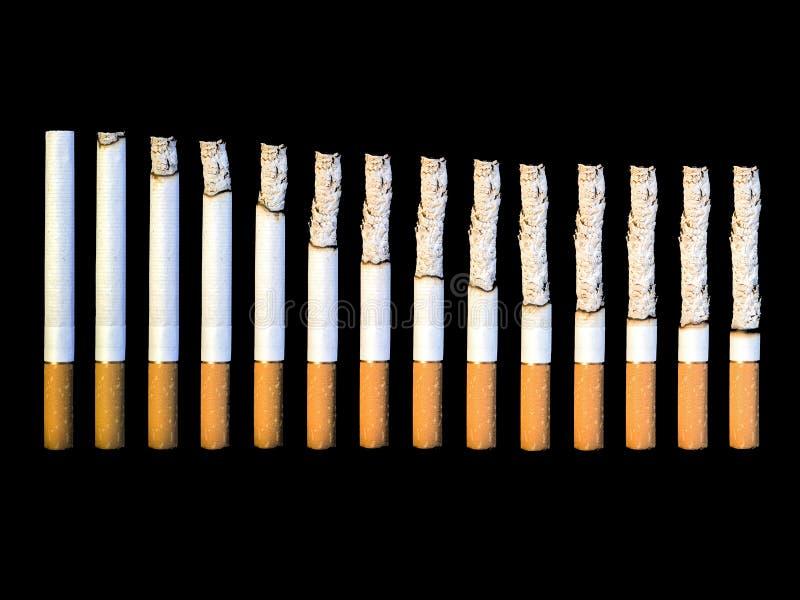 cigaretter arkivbild