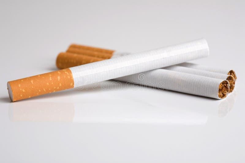 cigaretter royaltyfri fotografi