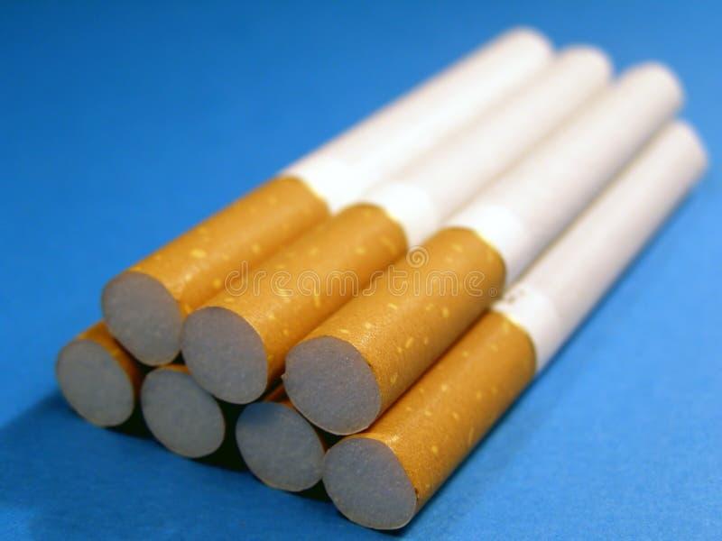 cigaretter fotografering för bildbyråer