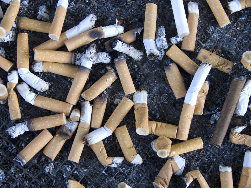 Cigarettes stock image