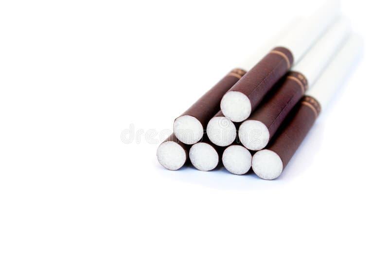Cigarettes stock photo