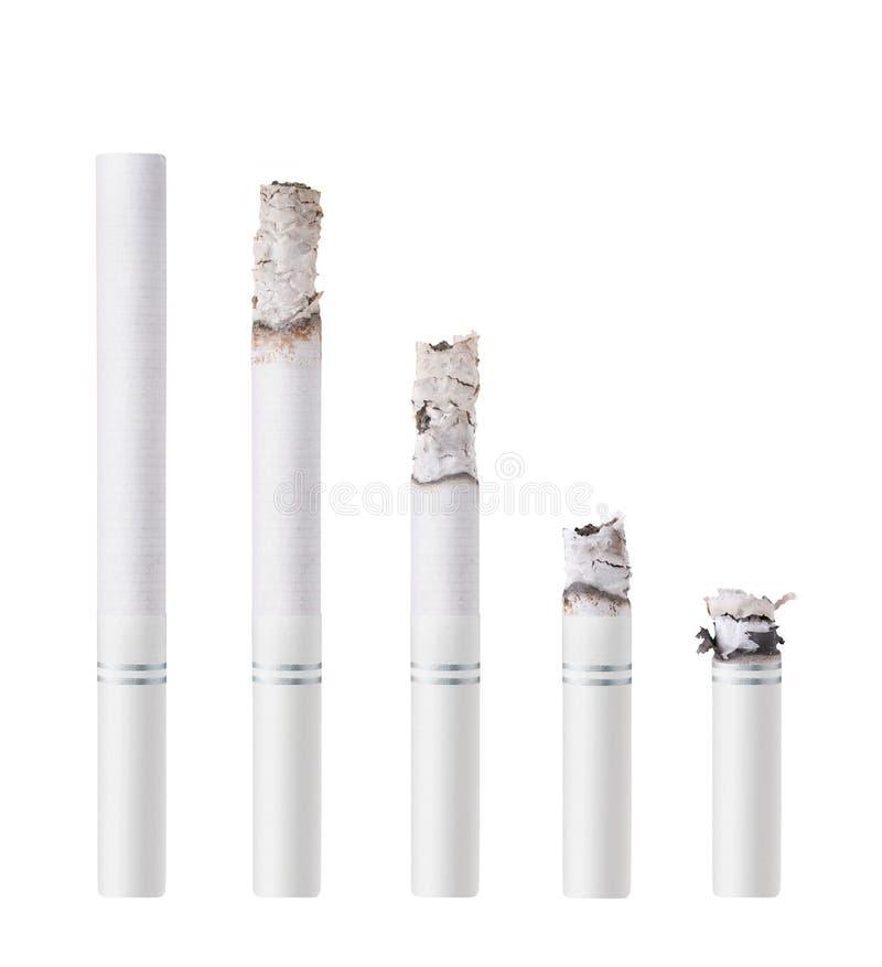 Cigarettes photo stock