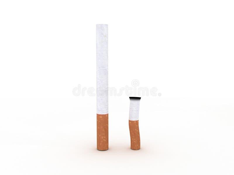 cigarettes illustration de vecteur