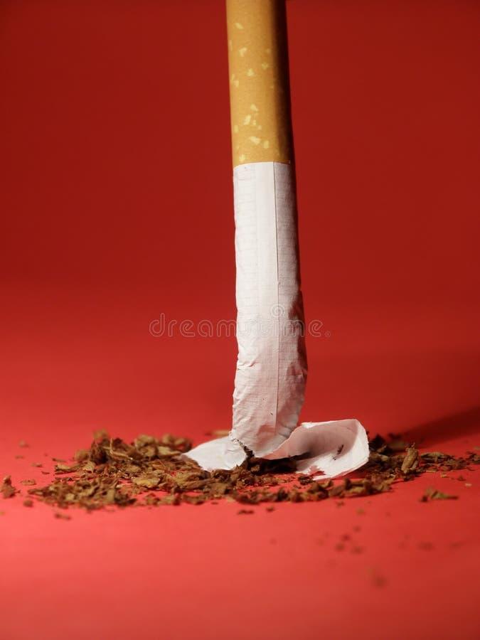 Cigarettes avec le filtre photographie stock