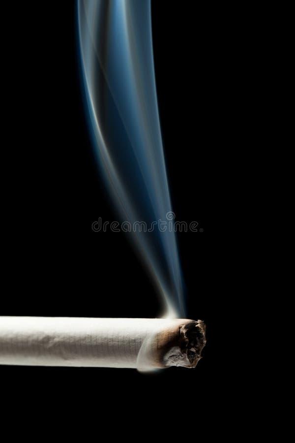 cigarettrökning royaltyfria foton