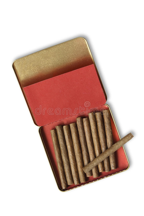 Cigarillos photos stock