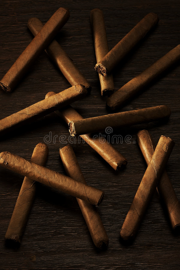 Free Cigarillos Stock Images - 1816984