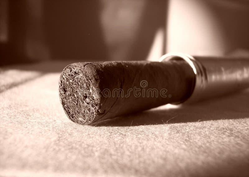 Cigarr 3 Royaltyfri Foto