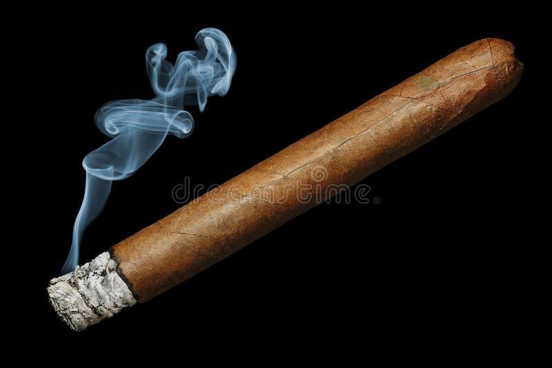 Cigarr arkivbild