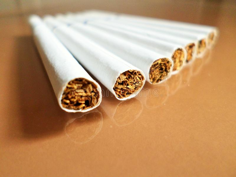 cigarr arkivfoto