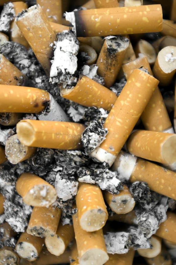 cigarrettes royaltyfria foton