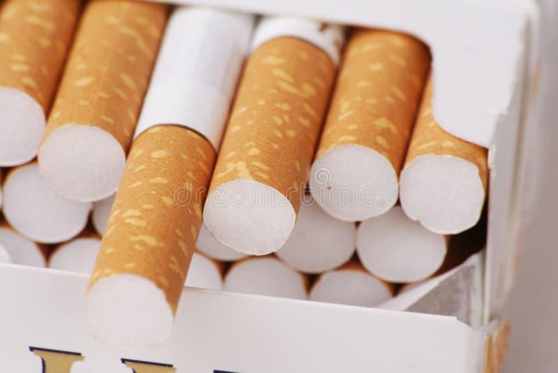 Cigarrillo fotografía de archivo libre de regalías