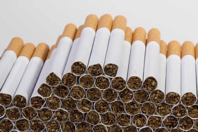 Download Cigarrillo foto de archivo. Imagen de nicotina, papel - 41907110