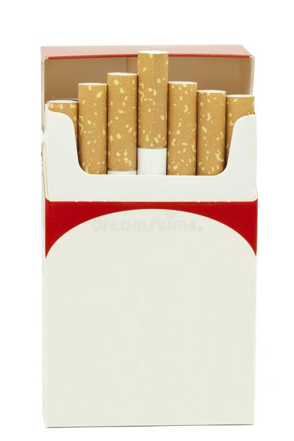 Cigarrillos imagen de archivo