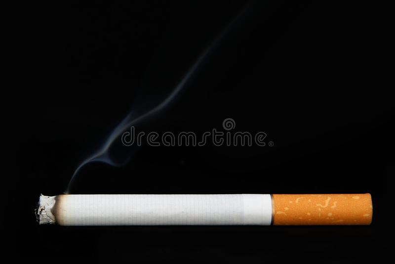 Cigarro fotografia de stock