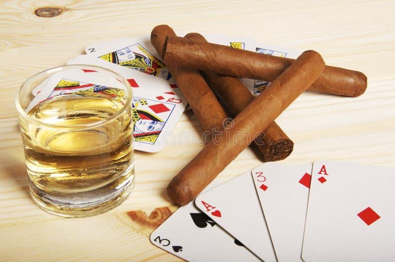 Cigarros imagen de archivo