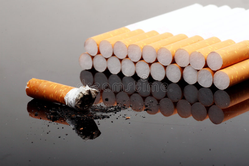 Cigarros fotografia de stock