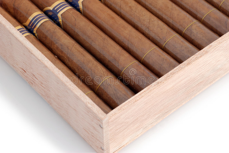 Cigars royalty free stock photos